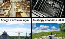 Iskola több szemszögből