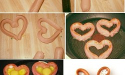 Romantikus reggeli a szerelmednek