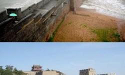 A Kínai nagy fal vége – Sok fotót láttunk már róla, de a végéről annál kevesebbet