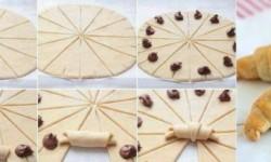 Csináld egyszerűen – Nutellás Croissant