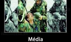 Ilyen a média…