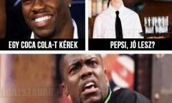 Pepsi, jó lesz?