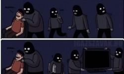 Rablás új módszerrel