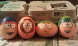 South Park tojásfestés