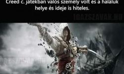 Tudtad-e? – Assasin's Creed