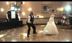 Apa és lánya fantasztikus tánca