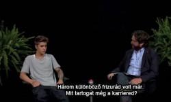 Egy kínos kérdés Justin Bieber-hez