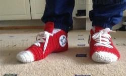 A nagyi azt ígérte, kapok egy Converse cipőt