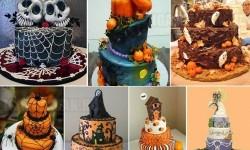 Különleges Halloweeni torták