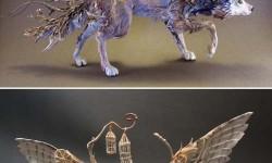 Szürreális hibrid állatok