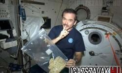 Az űrben tényleg repülni fogunk