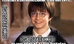 Harry Potter logika