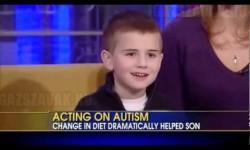 Egy fiú felépül az autizmusból, miután étrendjéből eltávolításra kerül a tejtermék és a glutén. Erős bizonyíték van az autizmus és a védőoltások közti összefüggésre