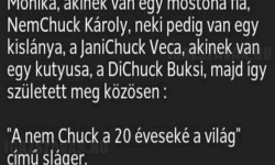 Chuck egy család